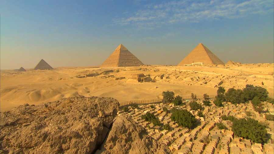 The Man who Discovered Egypt