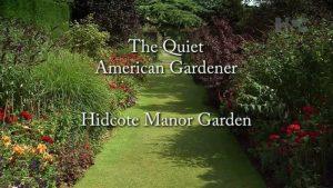 The Quiet American Gardener