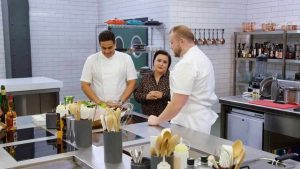 Great British Menu episode 2 2020 – Central – Main & Dessert Courses