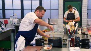 Great British Menu episode 4 2020 – London & South East – Starter & Fish Courses