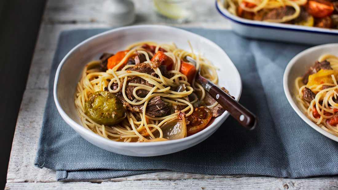 Nigel Slater: Eating Together episode 6 – Noodles