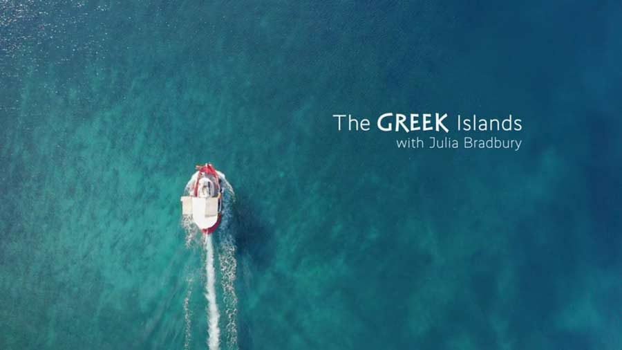 The Greek Islands with Julia Bradbury episode 1 – Crete