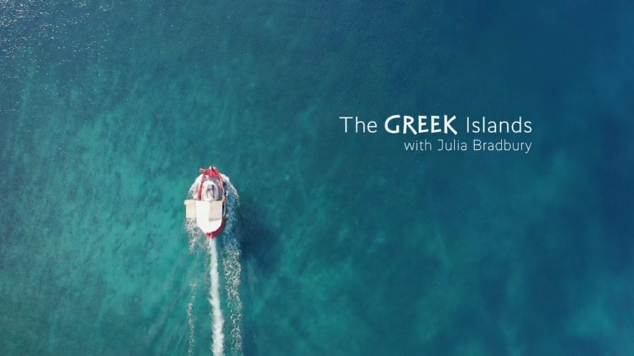 The Greek Islands with Julia Bradbury episode 3 – Santorini