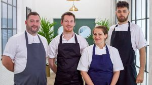 Great British Menu episode 11 2020 – Northern Ireland – Main & Dessert Courses