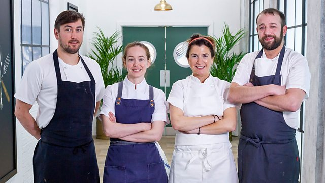 You are currently viewing Great British Menu episode 7 2020 – Scotland – Starter & Fish Courses