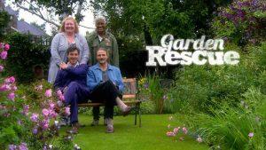 Garden Rescue episode 2 2020 – Shrewsbury