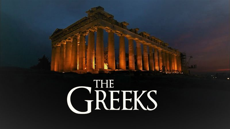 The Greeks episode 1 – Cavemen to Kings