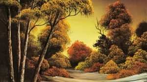 Read more about the article The Joy of Painting episode 6 – Golden Sunset