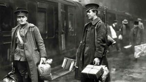 Read more about the article Britain's Great War episode 1 – War Comes to Britain
