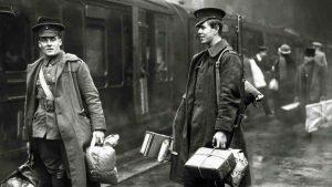 Britain's Great War episode 1 – War Comes to Britain