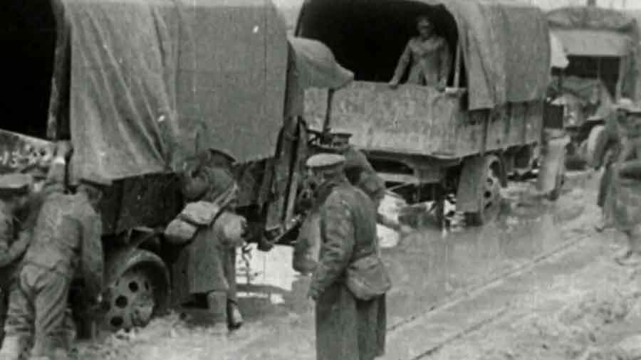 You are currently viewing Britain's Great War episode 3 – The Darkest Hour