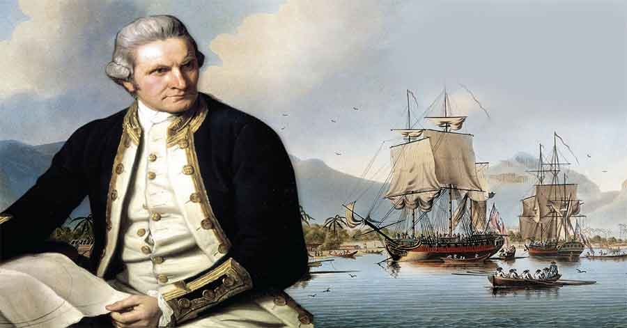 Voyages of Discovery episode 2 – The Making of Captain Cook