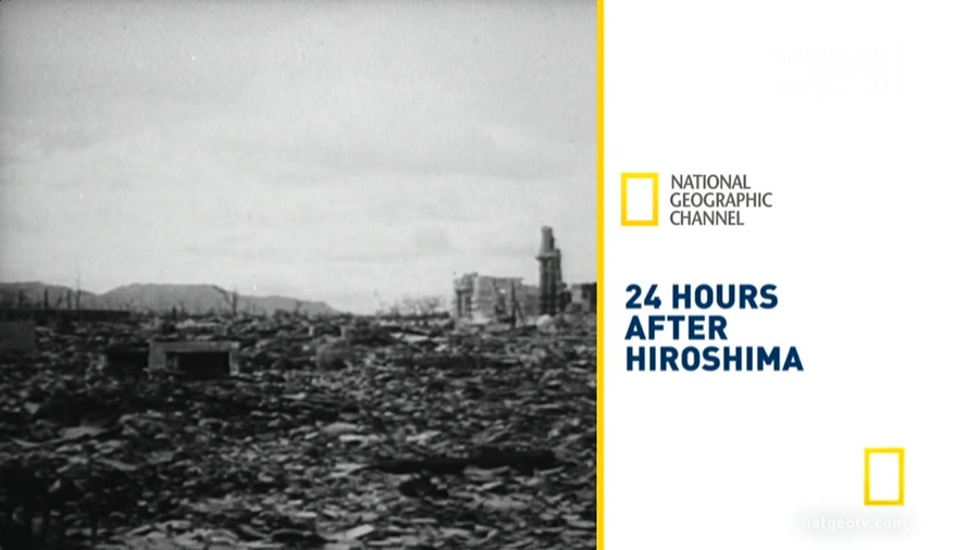 24 Hours after Hiroshima