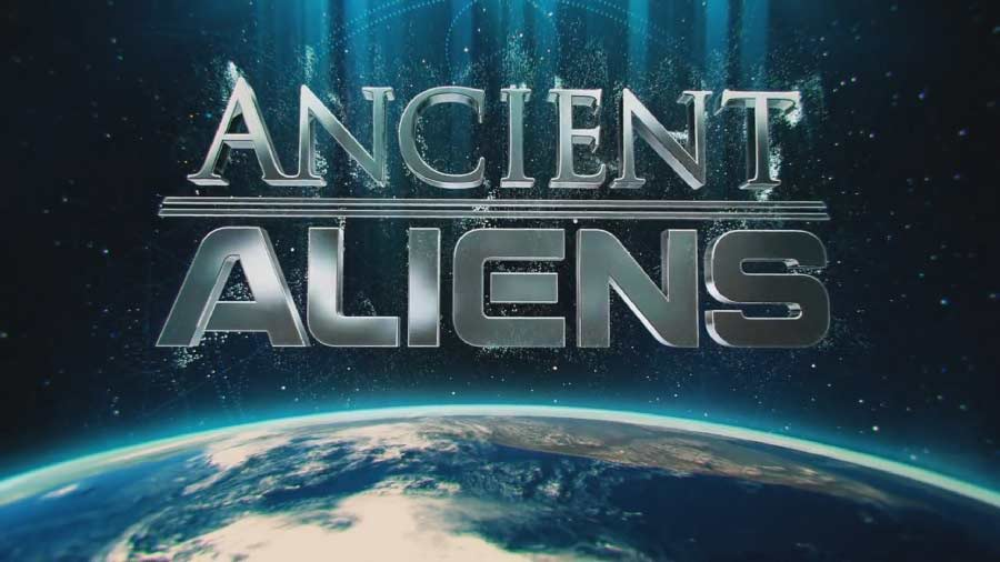 You are currently viewing Ancient Aliens – Aliens and The Lost Ark