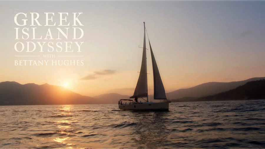 Greek Island Odyssey with Bettany Hughes episode 1