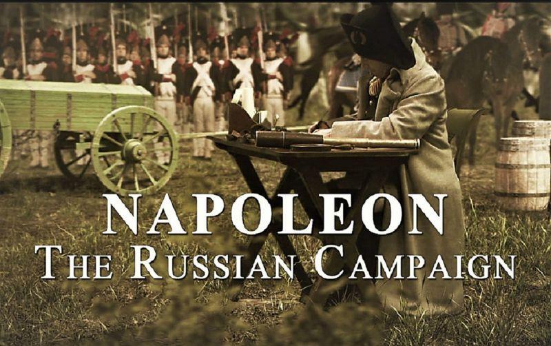 Napoleon – The Russian Campaign episode 1