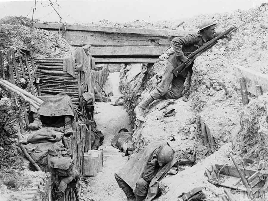 World War 1 – episode 3 – Hell