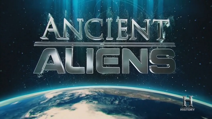 Ancient Aliens – Aliens & Superheroes