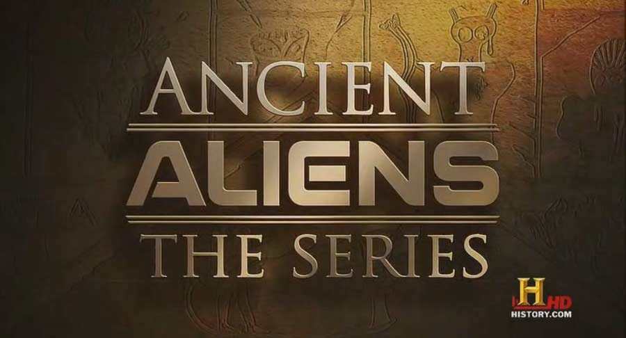 Ancient Aliens - Mysterious Structures