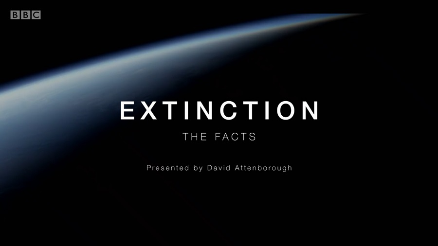 Extinction – The Facts