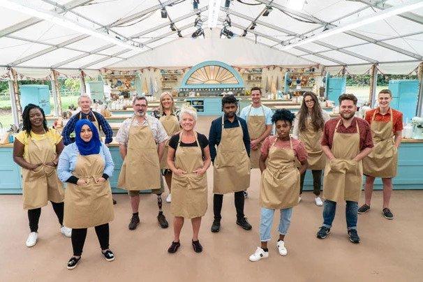 Great British Bake Off episode 1 2020 – Cake Week