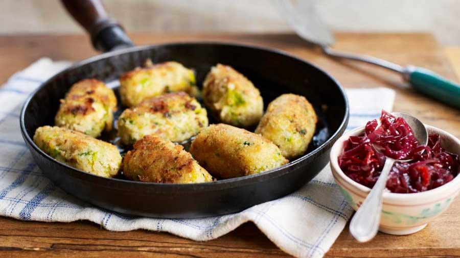 Hairy Bikers' Best of British episode 3 – Vegetarian