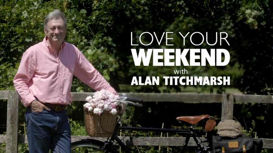 Love Your Weekend with Alan Titchmarsh episode 1