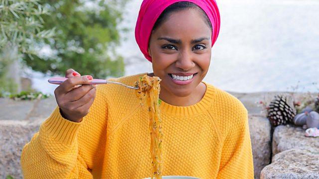 Nadiya Bakes episode 3 – Savoury Bakes