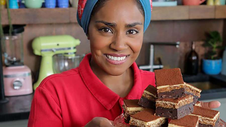 Nadiya Bakes episode 4 – Baking with Chocolate