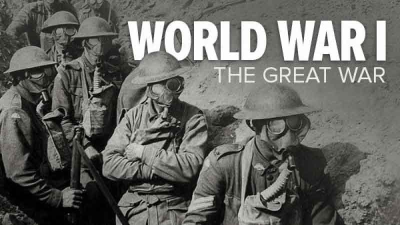 World War 1 – episode 5 – Deliverance
