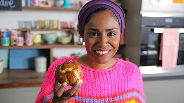 Nadiya Bakes episode 6 – Baking on a Budget