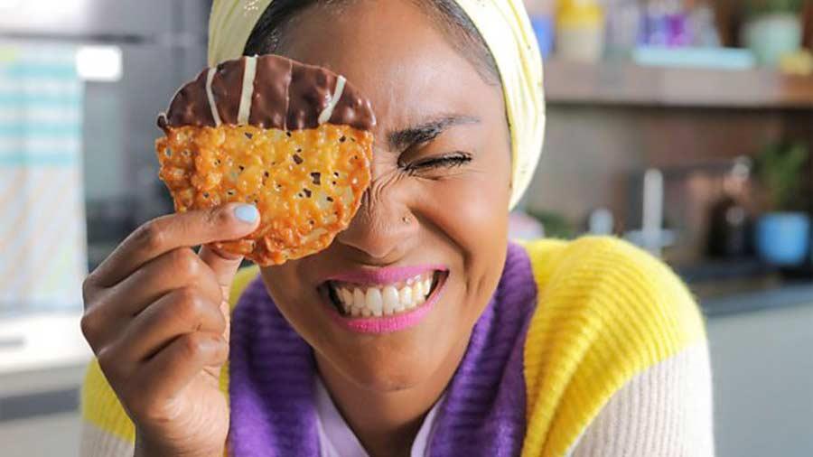 Nadiya Bakes episode 7 – Biscuits and Bites