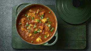 Fear-free fish stew