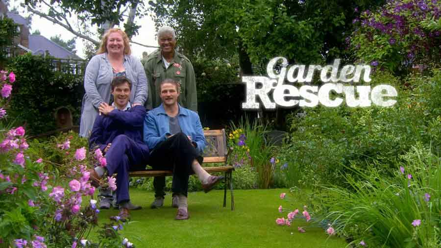 Garden Rescue episode 32 2020 – Powys (Rhayader)