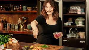 Nigella's Cook, Eat, Repeat episode 1