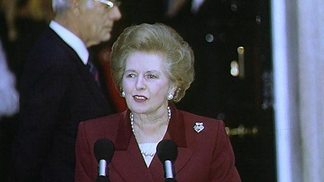 Thatcher – A Very British Revolution episode 5 – Downfall