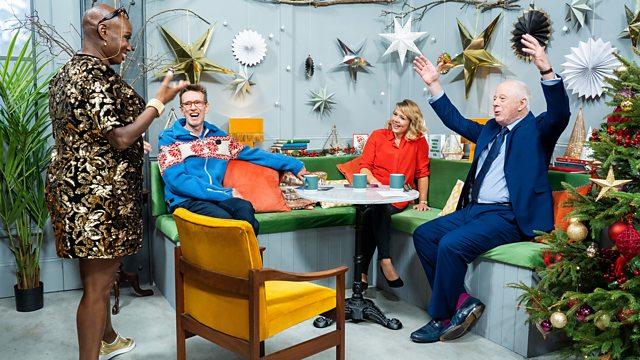 Great British Menu Christmas 2020 episode 3