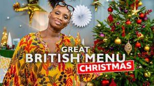 Great British Menu Christmas 2020 episode 4