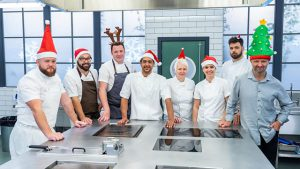 Read more about the article Great British Menu Christmas 2020 episode 5