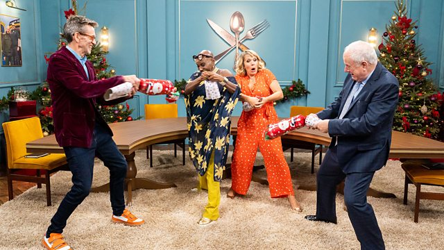 Great British Menu Christmas 2020 episode 6