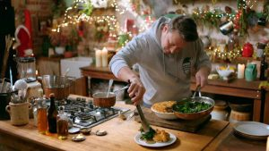 Jamie: Keep Cooking at Christmas episode 2