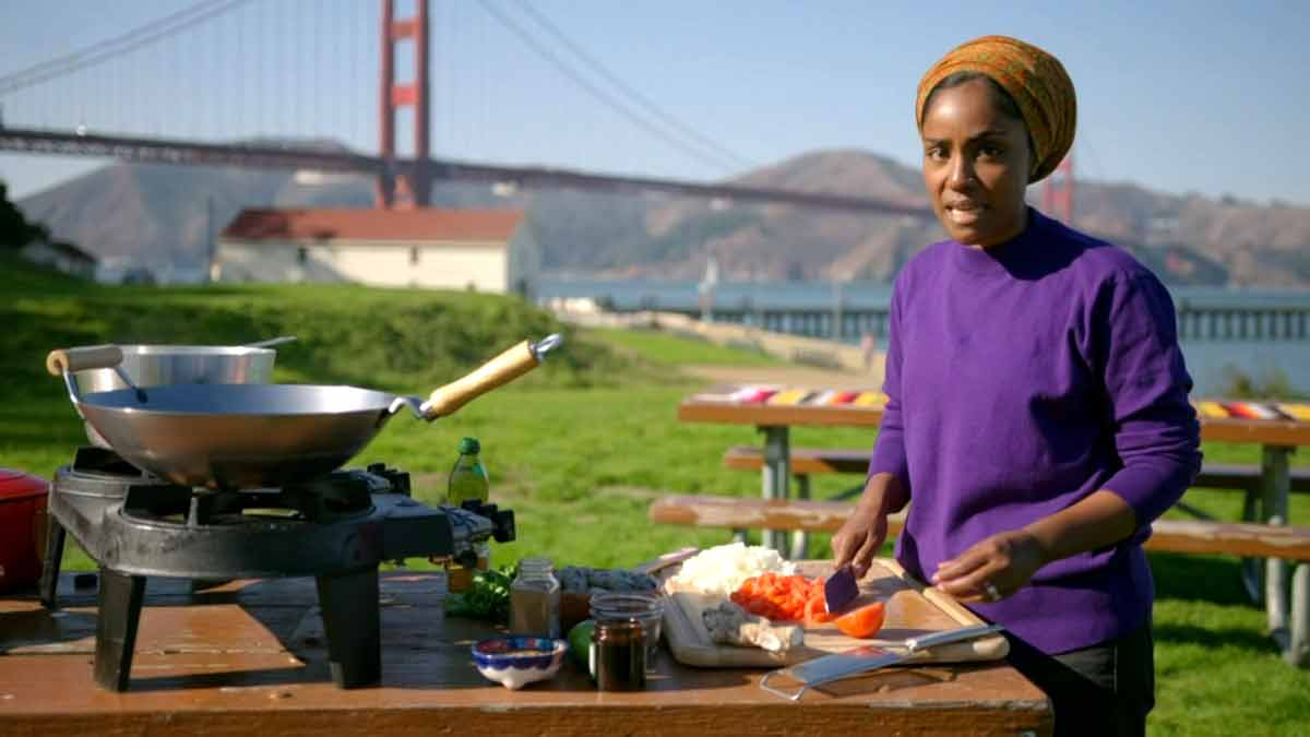 Nadiya's American Adventure episode 2 – California