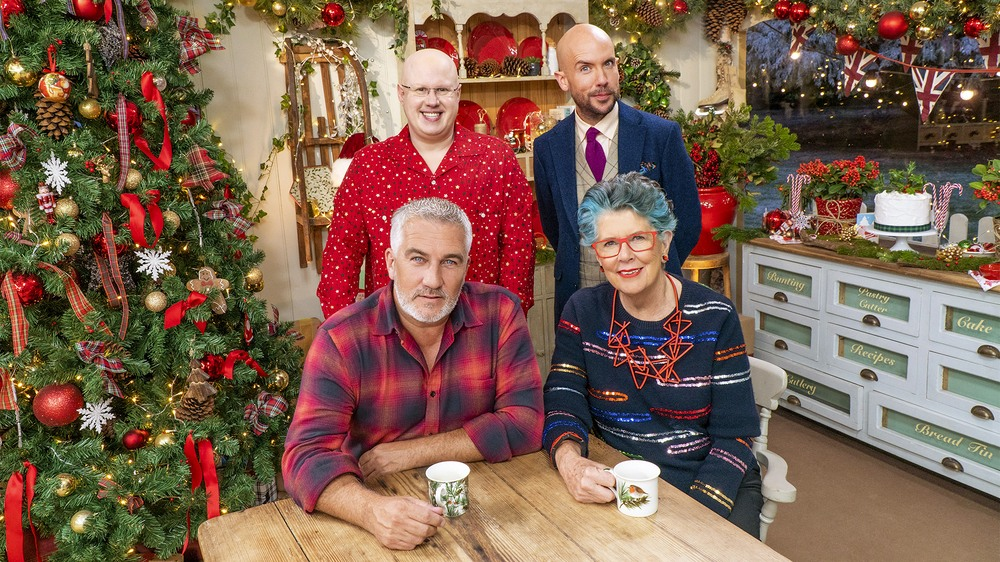 The Great Christmas Bake Off 2020