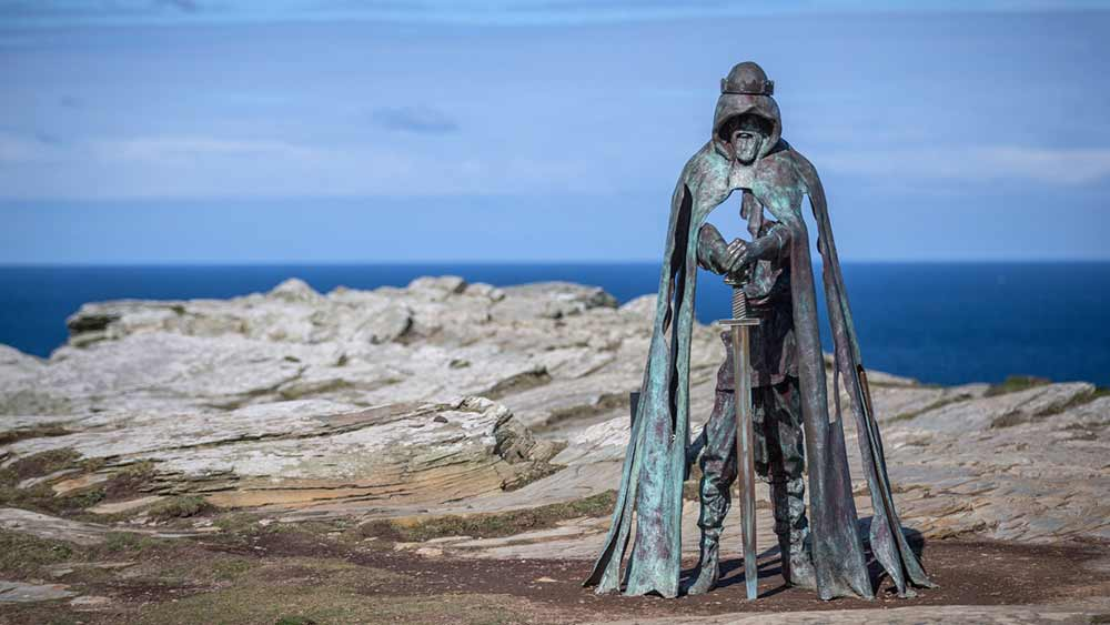 Read more about the article In Search of Myths and Heroes episode 4 – Arthur