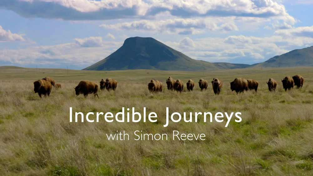 Incredible Journeys with Simon Reeve episode 1