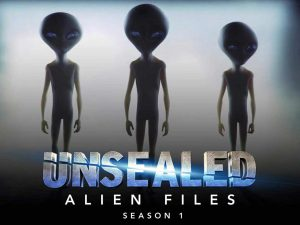 Unsealed: Alien Files – Nazis and UFOs episode 10