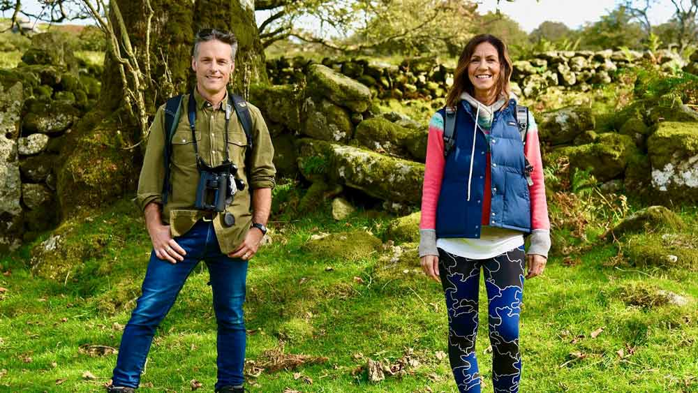 Cornwall and Devon Walks with Julia Bradbury episode 3