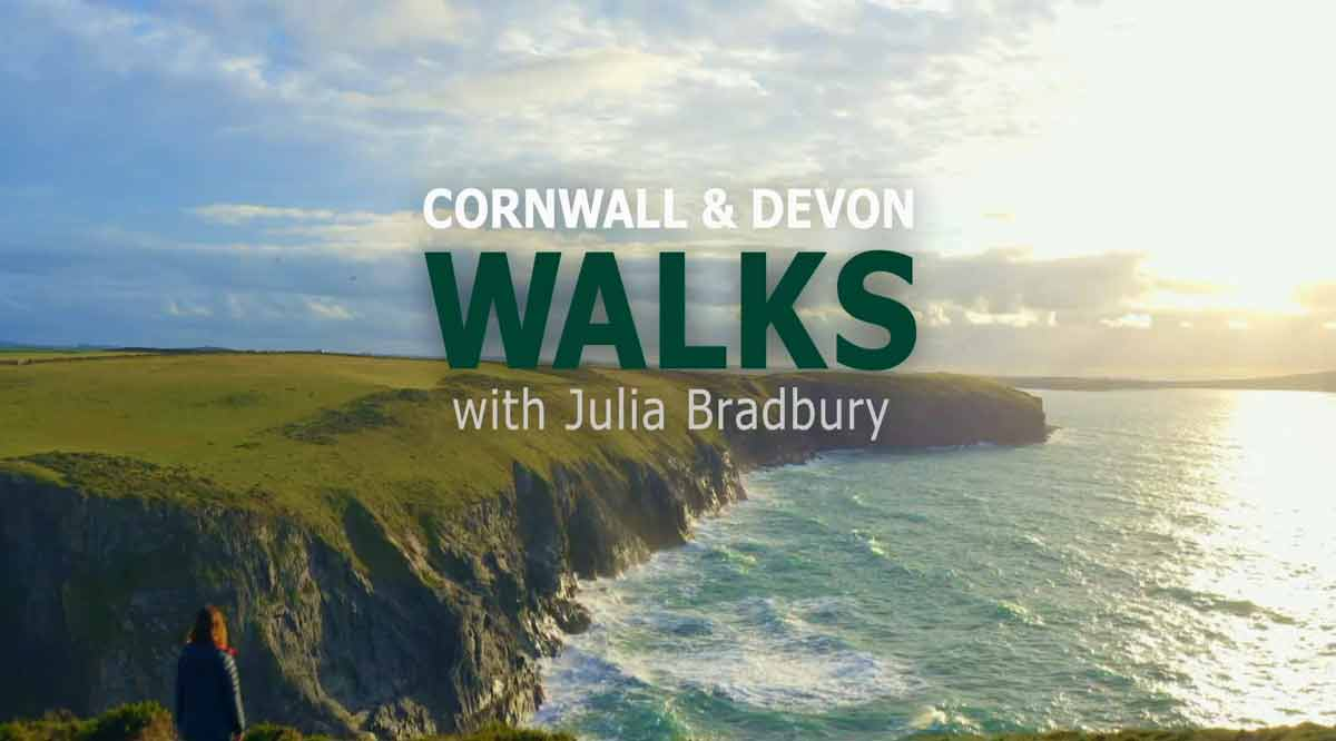 Cornwall and Devon Walks with Julia Bradbury episode 4