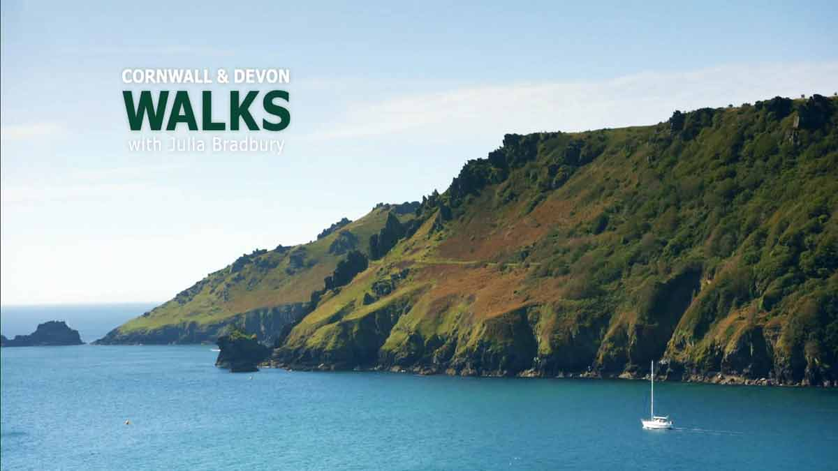 Cornwall and Devon Walks with Julia Bradbury episode 5