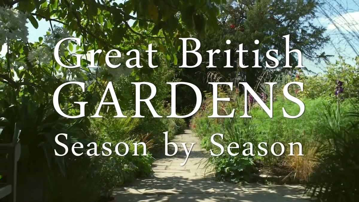 Great British Gardens: Season by Season with Carol Klein